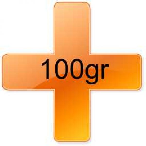 Additional yardage 100gr