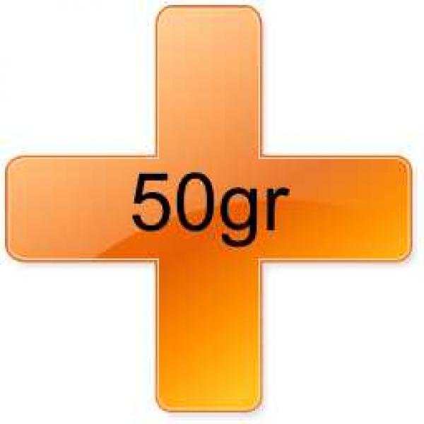 Additional yardage 50gr
